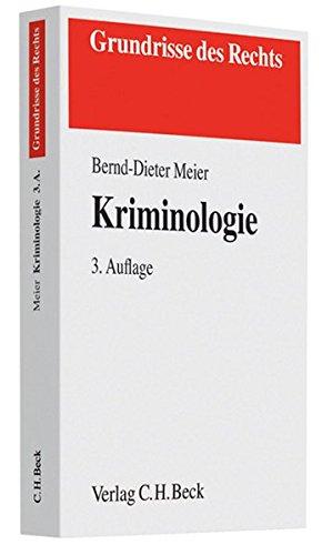 9783406559822: Kriminologie