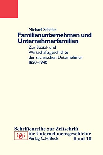 Familienunternehmen und Unternehmerfamilien: Michael Sch�fer