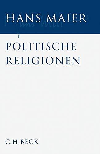 9783406562167: Gesammelte Schriften 2. Politische Religionen