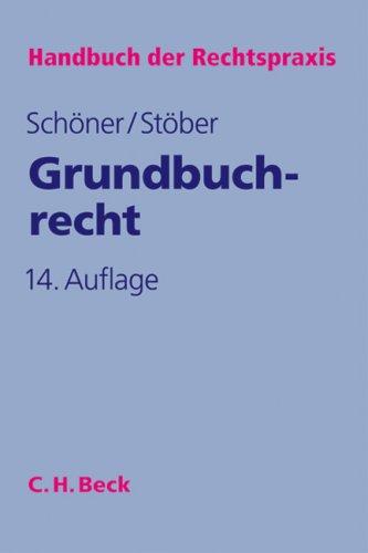 9783406562235: Grundbuchrecht: Bd. 4