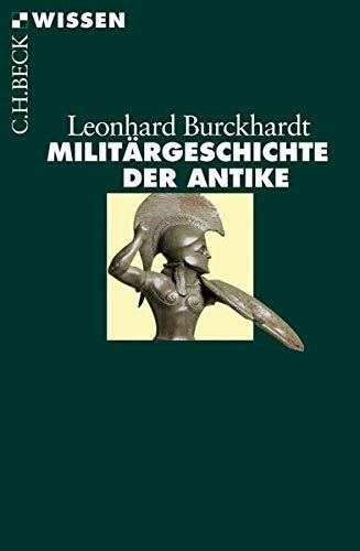 9783406562471: Milit�rgeschichte der Antike