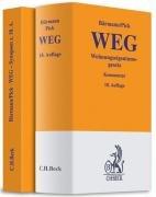 9783406563386: Wohnungseigentumsgesetz (WEG): Mit der Wohnungsgrundbuchverfügung, der Heizkostenverordnung, der Energieeinsparverordnung, Wohnflächenverordnung, ... im Anhang. Kommentar mit Ergänzungsband