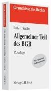 9783406564581: Allgemeiner Teil des BGB
