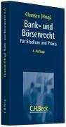 9783406566608: Bank- und Börsenrecht: Für Studium und Praxis