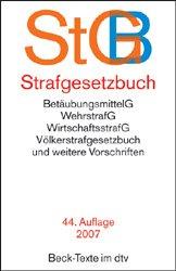 9783406567636: Strafgesetzbuch (StGB)