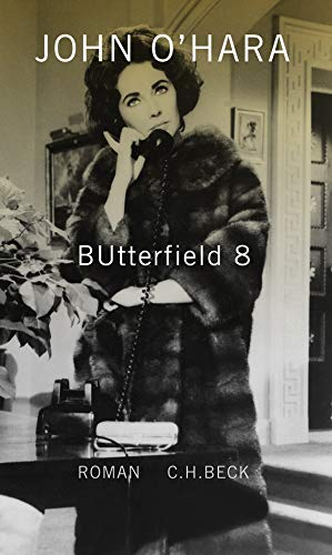9783406570339: Butterfield 8