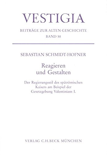 Reagieren und Gestalten: Sebastian Schmidt-Hofner