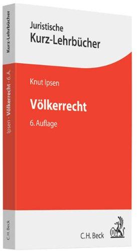 Völkerrecht: Ein Studienbuch (Paperback)