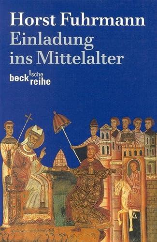 9783406573453: Einladung ins Mittelalter