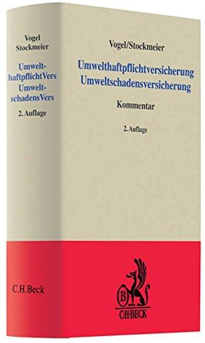 Umwelthaftpflichtversicherung: Joachim Vogel