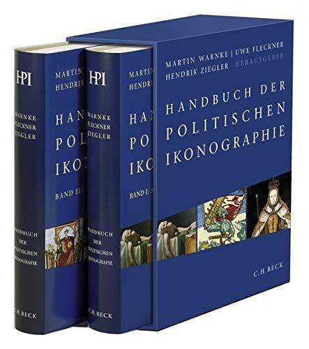 9783406577659: Handbuch der politischen Ikonographie. 2 Bände