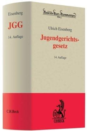 9783406580352: Jugendgerichtsgesetz (JGG)