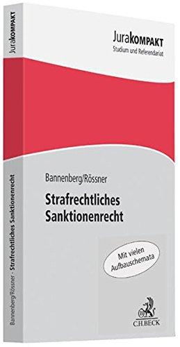 9783406581113: Strafrechtliches Sanktionenrecht: Rechtsstand: August 2008
