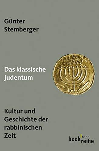 9783406584039: Das klassische Judentum