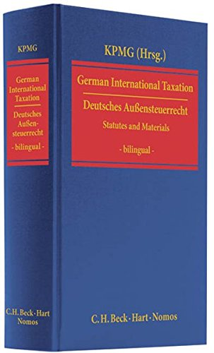 9783406584152: Deutsches Außensteuerrecht / German International Taxation