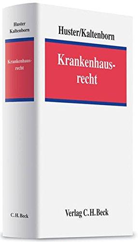 9783406586774: Praxishandbuch Krankenhausrecht