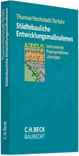 Städtebauliche Entwicklungsmaßnahmen: Birgitta Thurow