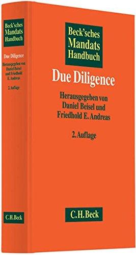 Beck'sches Mandatshandbuch Due Diligence: Daniel Beisel