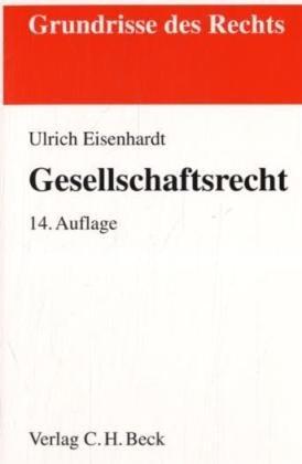 9783406589843: Gesellschaftsrecht