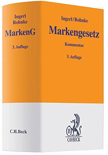 Markengesetz: Reinhard Ingerl