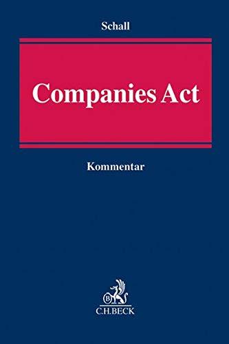 Companies Act: Alexander Schall