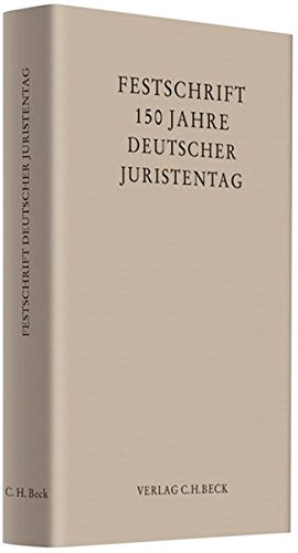 Festschrift 150 Jahre Deutscher Juristentag: Felix Busse