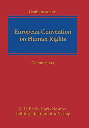 9783406603211: European Convention on Human Rights