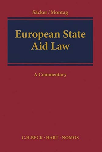 9783406603266: European State Aid Law: A Commentary