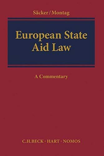 9783406603266: European State Aid Law