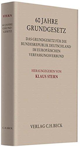 60 Jahre Grundgesetz: Klaus Stern