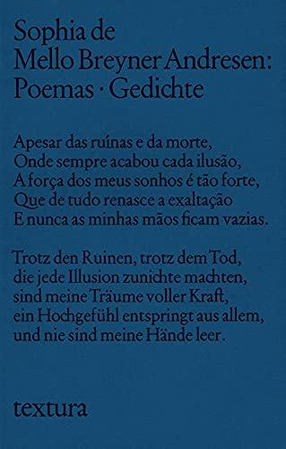 Poemas - Gedichte: Breyner Andresen, Sophia