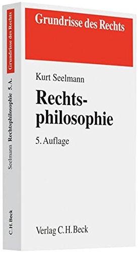 9783406609619: Rechtsphilosophie: Rechtsstand: voraussichtlich April 2010