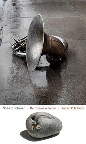 Der Steinesammler : Roman - Norbert Scheuer