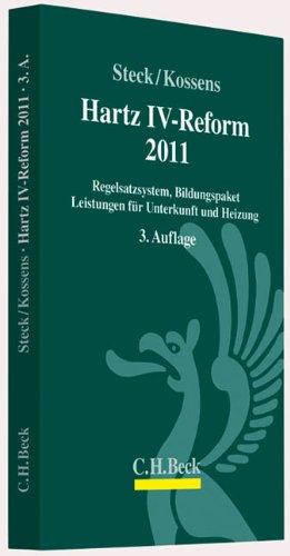 9783406610738: Hartz IV - Reform 2011
