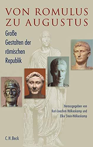 Von Romulus zu Augustus - Hölkeskamp, Karl-Joachim
