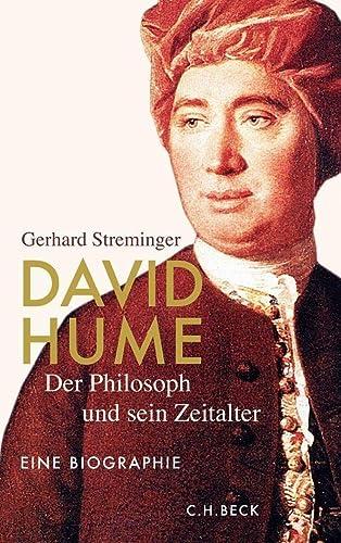 David Hume: Der Philosoph und sein Zeitalter (Hardback) - Gerhard Streminger