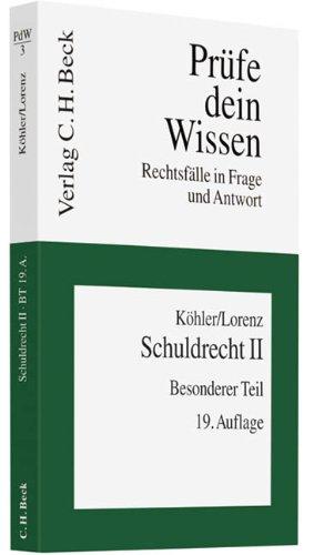 9783406614903: Schuldrecht II