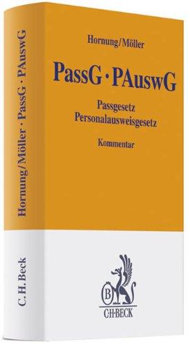 9783406615795: Passgesetz/Personalausweisgesetz