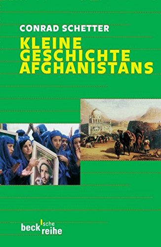 9783406616440: Kleine Geschichte Afghanistans