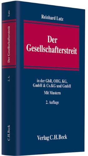 Der GmbH-Gesellschafterstreit (3406616496) by [???]