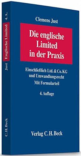 Die englische Limited in der Praxis: Clemens Just