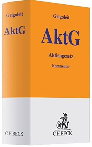 9783406620744: Aktiengesetz