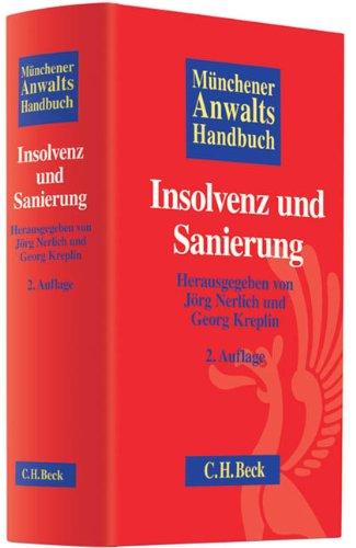 Münchener Anwaltshandbuch Insolvenz und Sanierung: Jörg Nerlich
