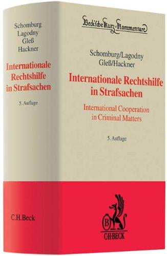 9783406626593: Internationale Rechtshilfe in Strafsachen