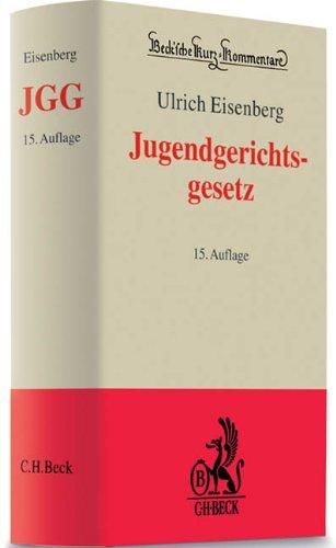 9783406627743: Jugendgerichtsgesetz