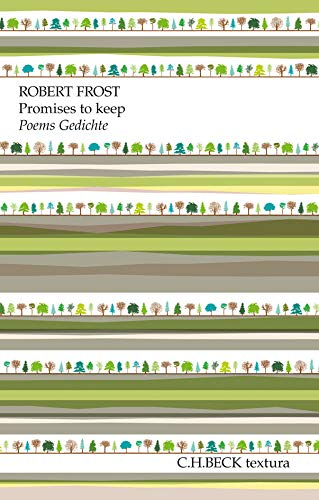 9783406627774: Promises to keep: Poems. Gedichte