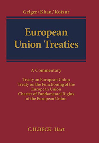 European Union Treaties: Rudolf Geiger