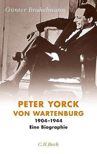 9783406630194: Peter Yorck von Wartenburg