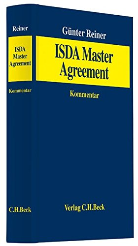 ISDA Master Agreement: Günter Reiner