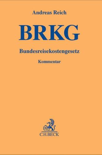 Bundesreisekostengesetz: Andreas Reich